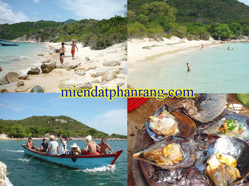 Biển Vĩnh Hy Phan Rang Ninh Thuận