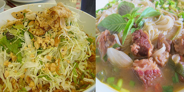 Mi Quang Pho Bo Phan Rang