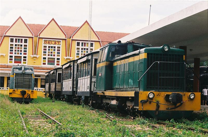10 nghìn tỷ đồng khôi phục tuyến đường sắt Tháp Chàm - Đà Lạt