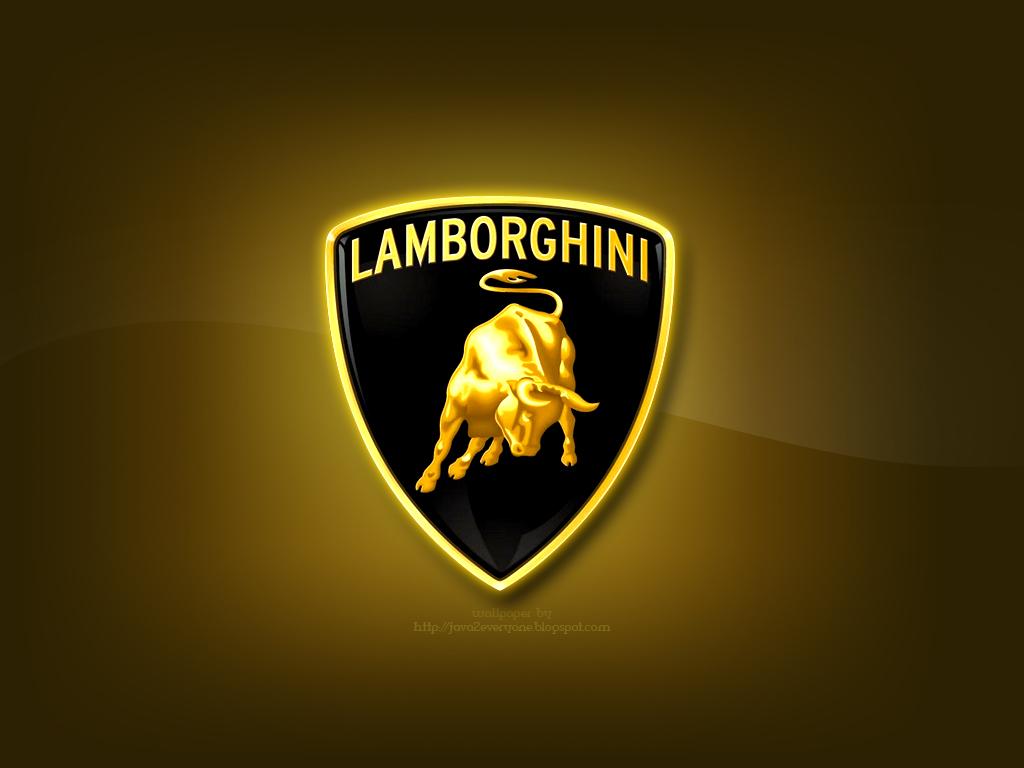 Logo Quảng Cáo Thương Hiệu LAMBORGHINI