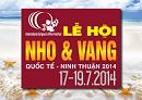 Lễ Hội Nho và Vang Phan Rang - Tháp Chàm- Ninh Thuận (Festival Nho Vang Phan Rang Thap Chàm Ninh Thuận 2014)