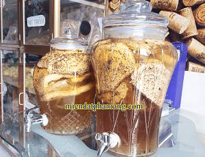 Rượu Tổ Ong Rừng Phan Rang